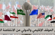 Vision in the regional and international situation of the Bahraini revolution