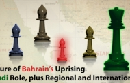 The Future of Bahrain's Uprising: the Saudi role, plus regional and international bets